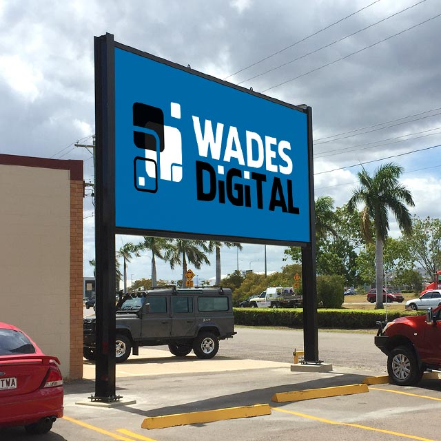 Advertise With Wades Digital